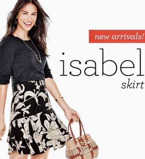 Cabi Isabel Floral Ruffle Skirt for Sale in Kirkland, WA