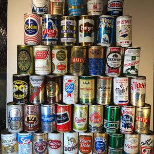 """Beer Can """"starter"""" Collection for Sale in Reston, VA"""