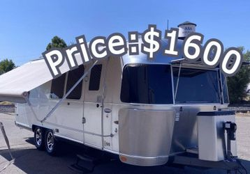 FastSelling 2012 Airstream International Serenity $1600 !! for Sale in San Angelo,  TX