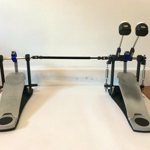 PDP Concept Double Bass Drum Pedal Dual Chain Drive w/Extended Footboard for Sale in Miami, FL