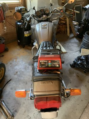 1982 Honda silver wing for Sale in Eden, MD