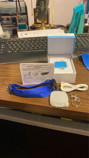 Dog GPS Tracker. New in box. for Sale in Brandon, FL
