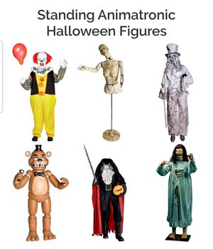 I BUY !!! HALLOWEEN props or Animatronics for Sale in Hialeah, FL