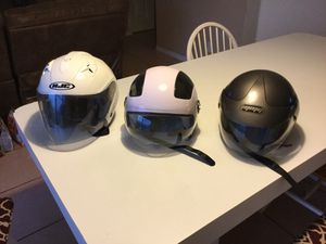 Motorcycle or scooter helmets for Sale in Lake Worth, FL