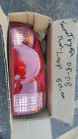 Toyota Tacoma Taillight for Sale in Largo, FL