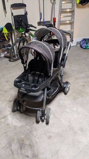Double stroller for Sale in Lathrop, CA