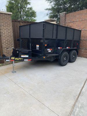 2018 brand new Dump trailer for Sale in Hurst, TX