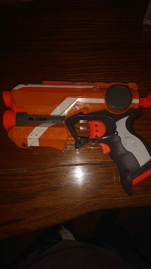 Nerf gun has light and works for Sale in Phoenix, AZ