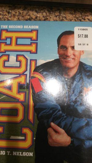 Coach DVD for Sale in Odessa, TX