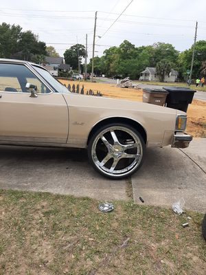 "26"" rims for Sale in Pensacola, FL"