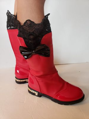 Brand new girl's boots. Size 5-5,5 for Sale in Everett, WA