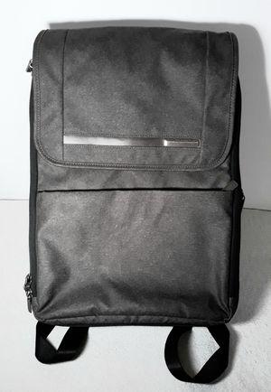 Briggs & Riley Kinzie Street Flapover Expandable Backpack Grey for Sale in San Bernardino, CA