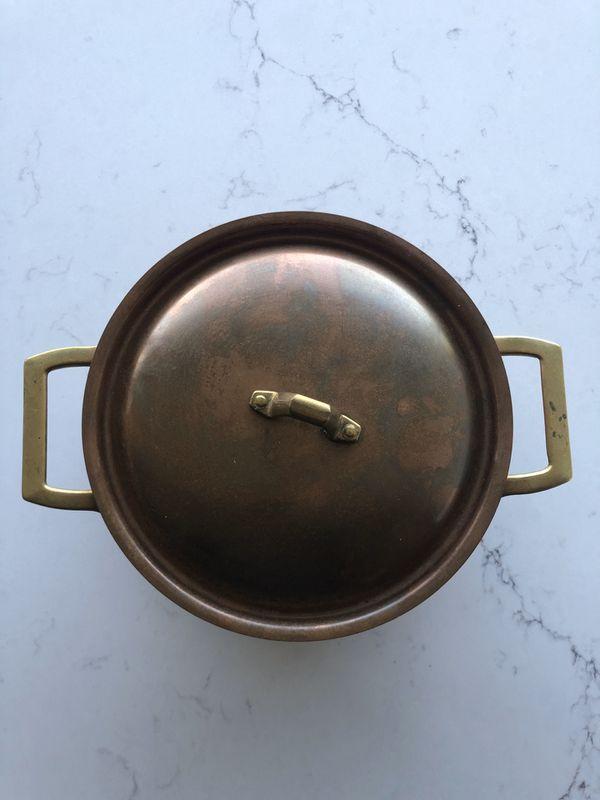 Paul Revere Copper Pot