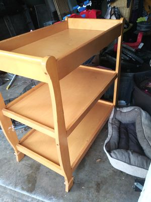 changing table for Sale in Forest Hill, TX