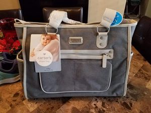 Brand new Carter's diaper bag for Sale in Chandler, AZ