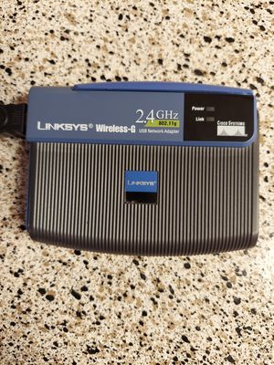 Linksys for Sale in Tacoma, WA