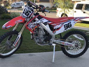 2012 Honda CRF450R for Sale in Los Alamitos, CA