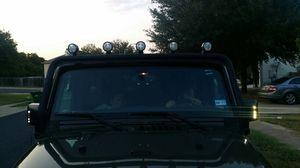 Jeep wrangler windshield light mount for Sale in Austin, TX