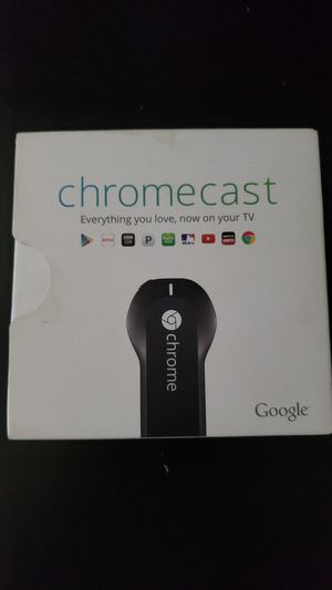 Chromecast for Sale in Boothwyn, PA