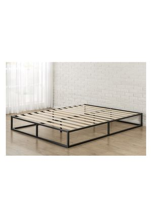 Zinus Priage by Platforma Metal 10 inch FULL- Size Bed Frame for Sale in Rochester, NY
