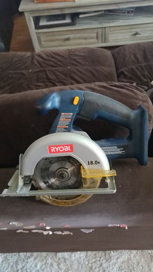 Ryobi skill saw for Sale in Portland, OR