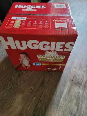 Size 1 diapers for Sale in Hutto, TX