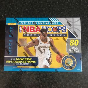 NBA Hoops Mega Box for Sale in Wallingford, CT