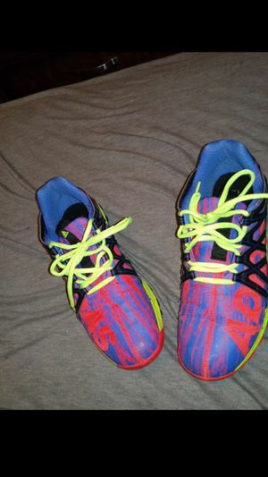 Limited edidition addidas customized size 9 need gone for Sale in Washington, DC