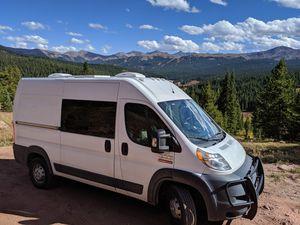 Ram Promaster camper conversion van for Sale in Colorado Springs, CO