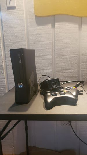 Xbox 360 + 2 Controllers - ask about games for Sale in Devens, MA