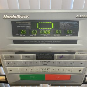 I CAN DELIVER NORDICTRACK C2300 TREADMILL IN GREAT CONDITION for Sale in San Dimas, CA