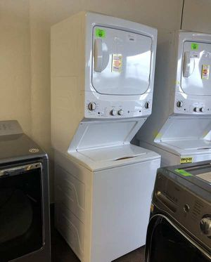 GE Washer AND Dryer ⏰🙈🍂⚡️⚡️✔️🔥😀⏰🙈🍂⚡️✔️🔥😀⏰🙈🍂⚡️⚡️✔️ Appliance Liquidation!!!!!!!!!!!!!!!!!!!!! G0MAD for Sale in Austin, TX