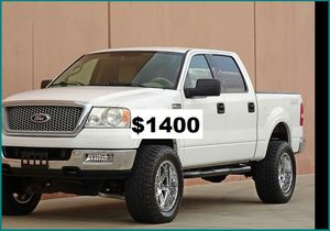 Price$1400 Ford F-150 Lariat for Sale in Peoria, IL
