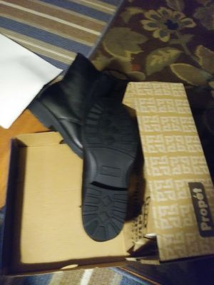 Brand new men's black boots from Propet for Sale in Nashville, TN