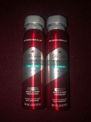 Old Spice Dry Spray for Sale in Bloomfield, CT