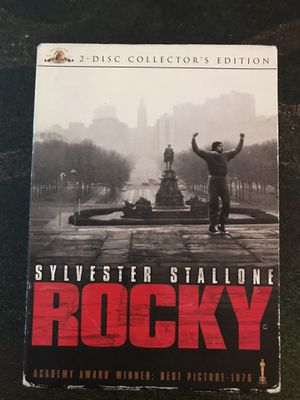 Rocky Collectors Edition 2-Disc for Sale in Philadelphia, PA