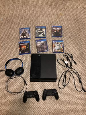 PS4 for Sale in San Francisco, CA