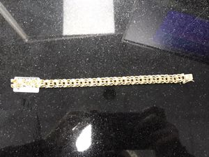 Solid Gold Charm Bracelet for Sale in Charlotte, NC