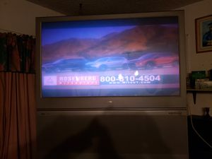 55 inch fat flat tv for Sale in Pflugerville, TX
