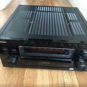 Pioneer Elite Receiver VSX-47TX Tested Working Great Excellent Condition 7.1 for Sale in Union City, CA