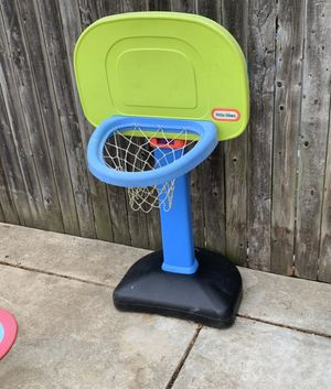 little tikes basketball hoop for Sale in Havertown, PA