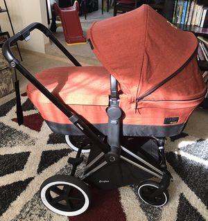 Cybex Priam Lux stroller set for Sale in Orondo, WA