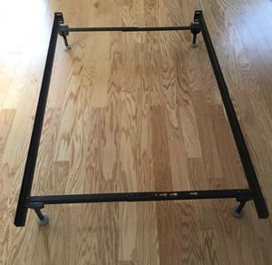Bed frame / rail metal - $45 for Sale in Brentwood, TN