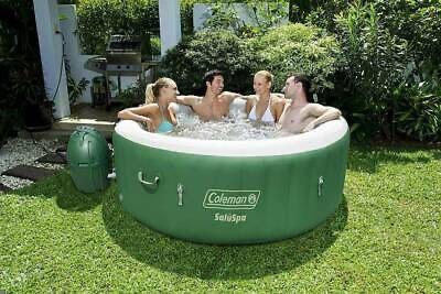 Coleman Saluspa Inflatable Hot Tub New