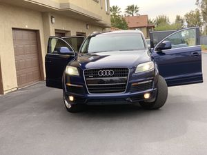 Audi Q7 2008 S line miles 160108 cleen title for Sale in Riverside, CA