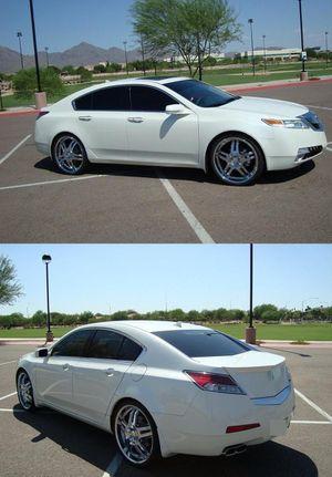 2009 Acura TL Price 14OO$ for Sale in Baldwin Hills, CA