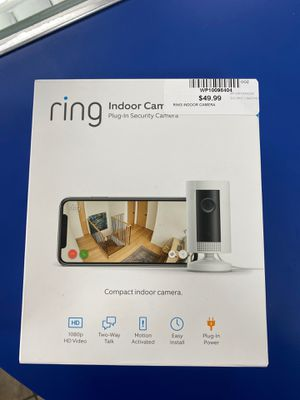 Ring Indoor Camera for Sale in West Palm Beach, FL