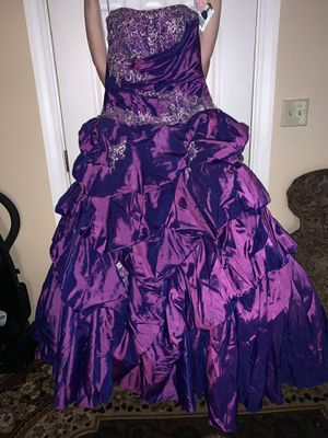 Brand new Quinceanera dress size 12 for Sale in Tacoma, WA