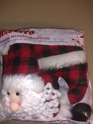 Santa stuck in tree decoration for Sale in Fresno, CA