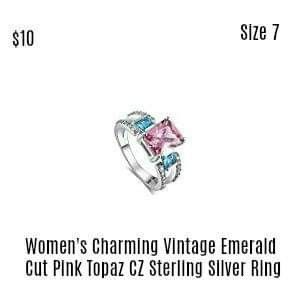 Sterling Silver Ring for Sale in Yucaipa, CA